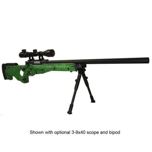 Well Warrior L96 MB01 V3 Airsoft Sniper Rifle | Free UK Delivery